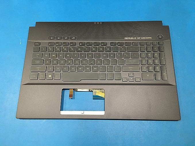 Asus N501VW Palmrest w//Keyboard /& Speakers 90NB0AU1-R31US0 13NB0AU1AM0201