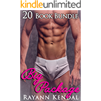 The Big Package: 20 Book Bundle of Forcefully Dubious Men, MFM, Innocent Young Ladies & More