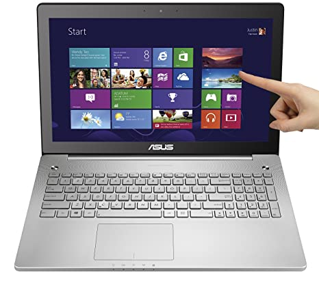 ASUS N550JM Touchpad Drivers for PC