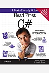 Head First C#: A Learner's Guide to Real-World Programming with C#, XAML, and .NET Kindle Edition