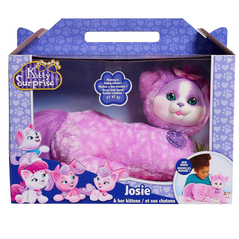 Hello Kitty Peluche Sorpresa: Josie (Morado) – Wave 7