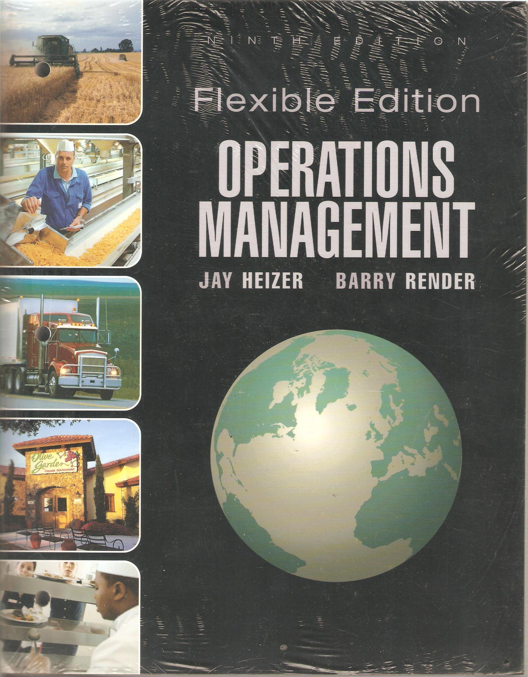 Operations Management, Flexible Version (Custom Package) ebook