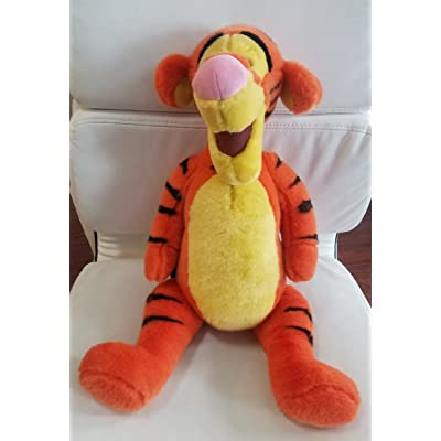 Disney Tigger Plush Toy -- 14'': Toys & Games