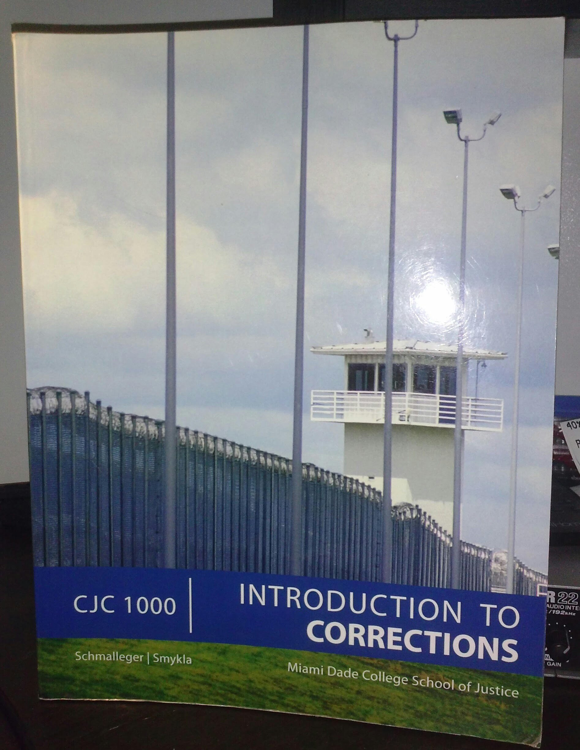 Introduction to Corrections Custom for Miami Dade College (MATERIAL