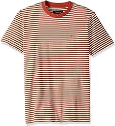 bd08b712304e3 Brixton Pablo Knit Short Sleeve T-Shirt