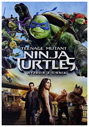 Teenage Mutant Ninja Turtles: Out of the Shadows DVD IMPORT ...