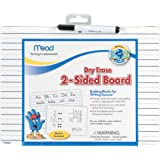 Mead Dry Erase 2-Sided Board, 9x12-Inches (54188)