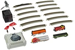 Electric Train Set - gifts for 10 year old boys