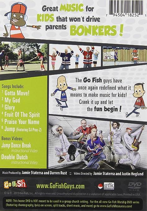 Amazon com: Go Fish Kids Music: Movies & TV