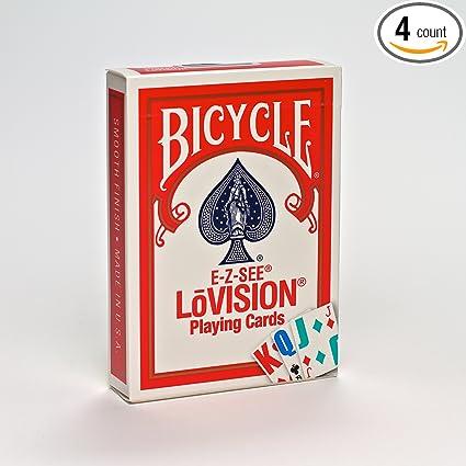 Amazon.com: Bicicleta 1001017 E-Z véase lovision Juego de ...