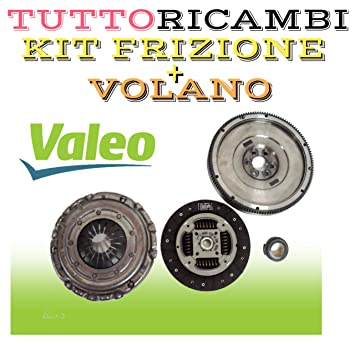 Kit Embrague ORIGINAL Valeo 4pz 147 1.9 JTD, JTDM: Amazon.es: Coche y moto