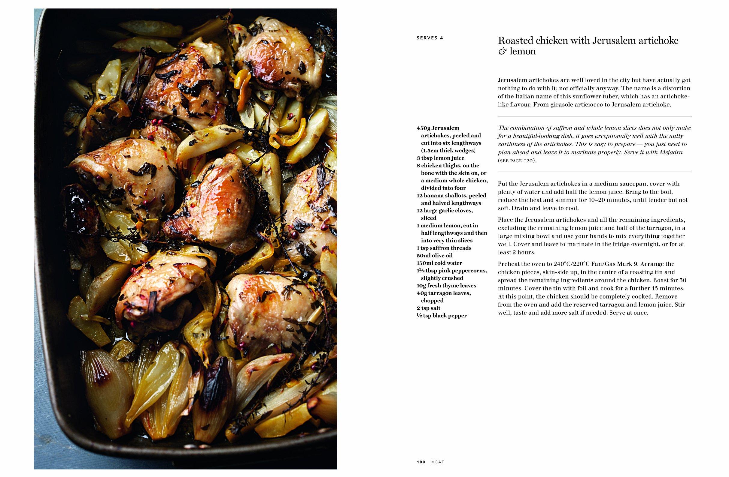 recipe: chicken jerusalem artichoke ottolenghi [38]