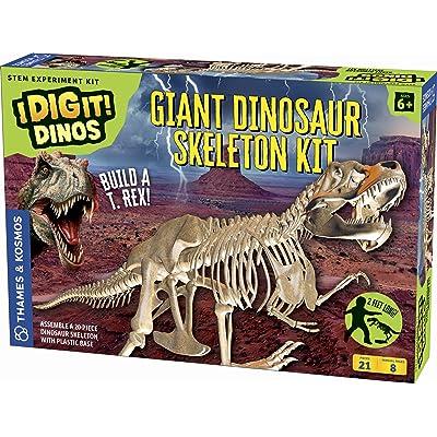 Thames & Kosmos Giant Dinosaur Skeleton Kit Science Experiment Kit: Toys & Games