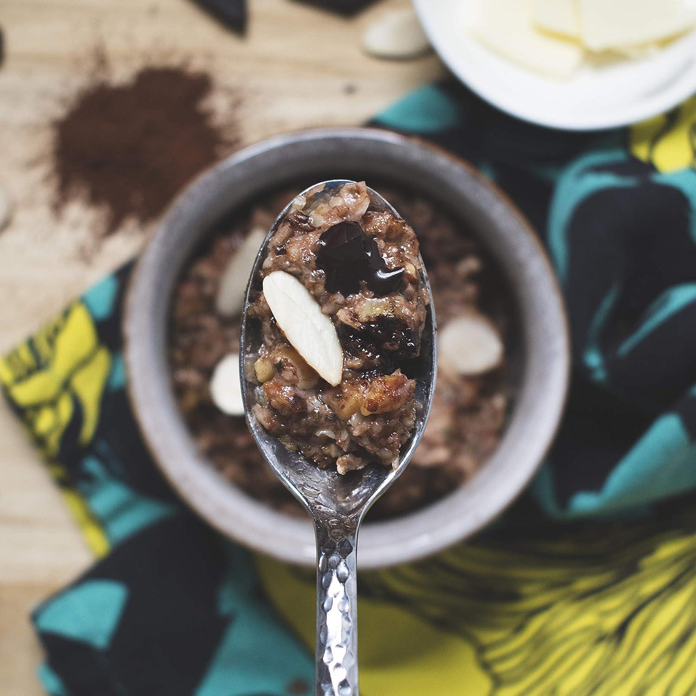 HighKey Snacks Keto desayuno de cereales caliente ...