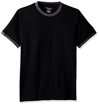 Champion Men's Classic Jersey Ringer Tee by Champion