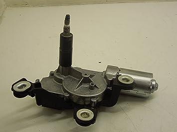 VW Polo 9 N Motor del limpiaparabrisas trasero: Amazon.es: Coche y moto
