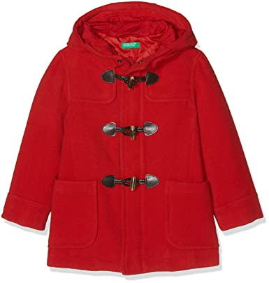United Colors of Benetton Heavy Jacket, Chaqueta para Niños: Amazon.es: Ropa y accesorios