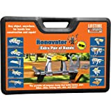 Extra Pair of Hands by Renovator - The World's Most Versatile, Portable, Patented Clamping System That Holds Your Work, So You Can Do Your Work