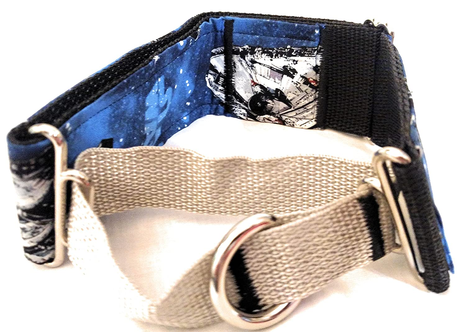 STAR WARS Half Wrapped Martingale Collar