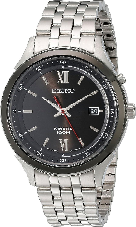 Seiko Kinetic Men s Kinetic Watch SKA659