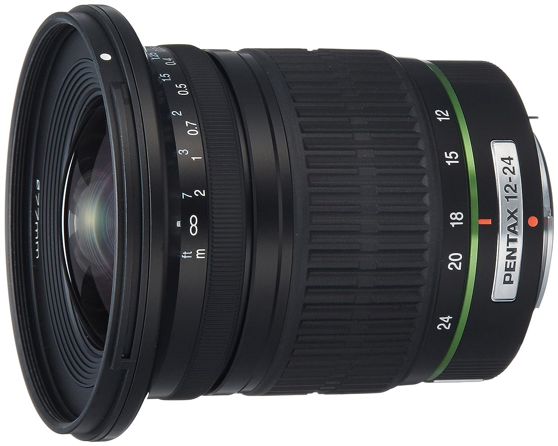 PENTAX 超広角ズームレンズ DA12-24mmF4 ED AL[IF] Kマウント APS-Cサイズ 21577   B000B9W9CC
