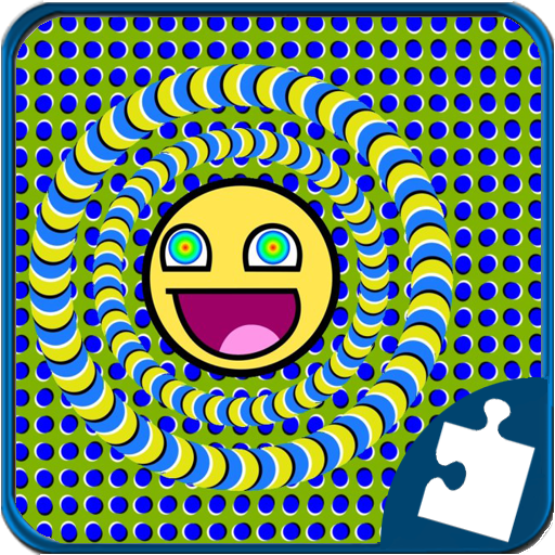 UPuzzle Optical Illusions Puzzle