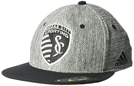 size 40 ff3db 4f41e Image Unavailable. Image not available for. Color  adidas MLS Sporting  Kansas City ...