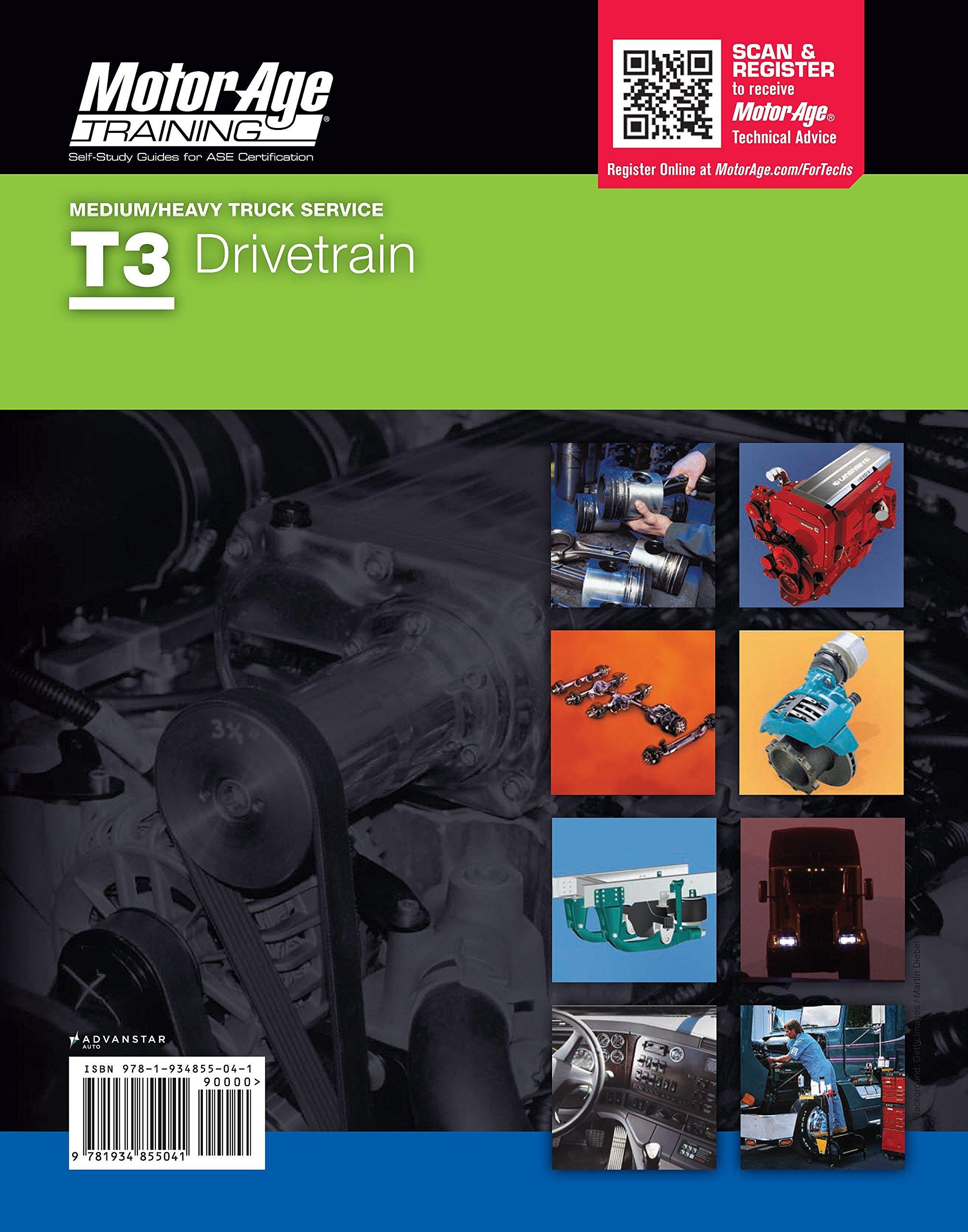ASE Study Guide P1 Medium//Heavy-Duty Truck Dealership PartsMotor Age Training
