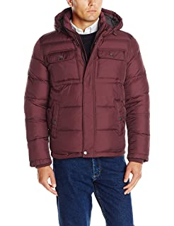 fb679d15ce4 Tommy Hilfiger Men's Classic Puffer Jacket at Amazon Men's Clothing ...