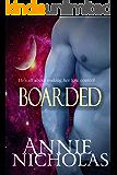 Boarded: Alien SciFi Romance