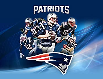 075e5e350 Image Unavailable. Image not available for. Color  New England Patriots ...