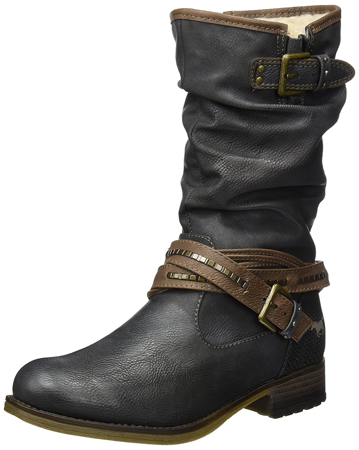 Mustang 1139-624-259, Bottes (Graphit) Femme, Mustang Gris Gris Gris (Graphit) 43d9a2e - fast-weightloss-diet.space