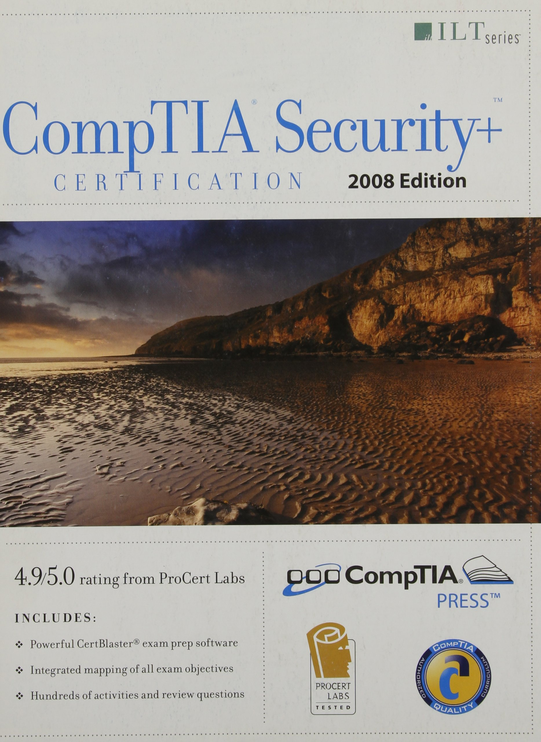 Download Comptia Security + Certification, 2008 Edition + Certblaster (ILT) pdf