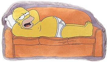 Simpsons Cushion Homer Sofa Amazon Co Uk Sports Outdoors