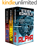 The Black Flagged Thriller Series Boxset: Books 1-3 (The Black Flagged Series Book 0)