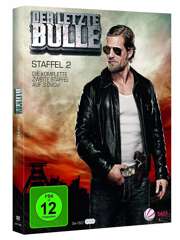 Der Letzte Bulle Staffel 2 3 Dvds Alemania Amazones