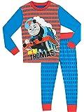 Thomas Le Petit Train - Ensemble De Pyjamas - Thomas the Tank - Garçon - Bien Ajusté