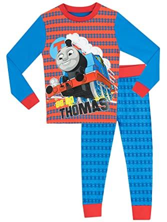 Thomas the Tank Engine Boys Thomas The Tank Pajamas Size 4T