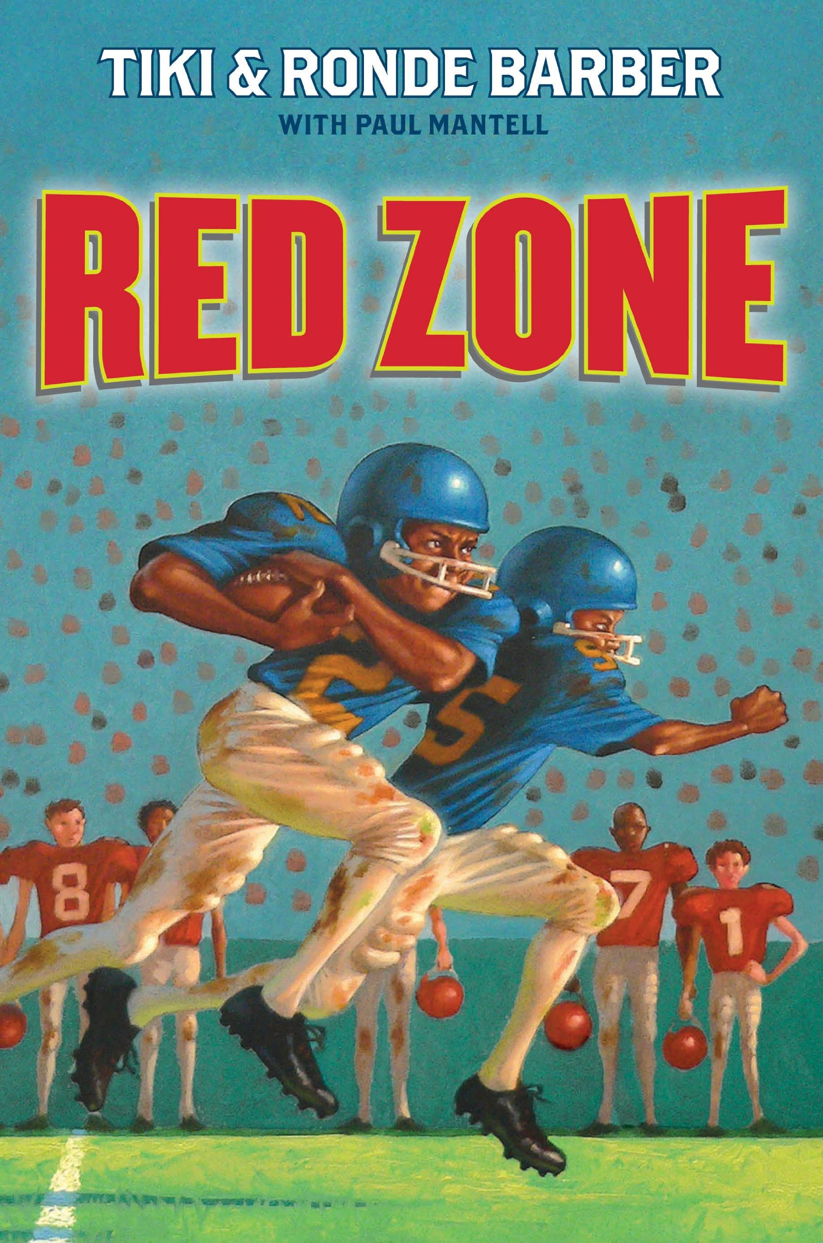 Zone Barber Game Time Books product image
