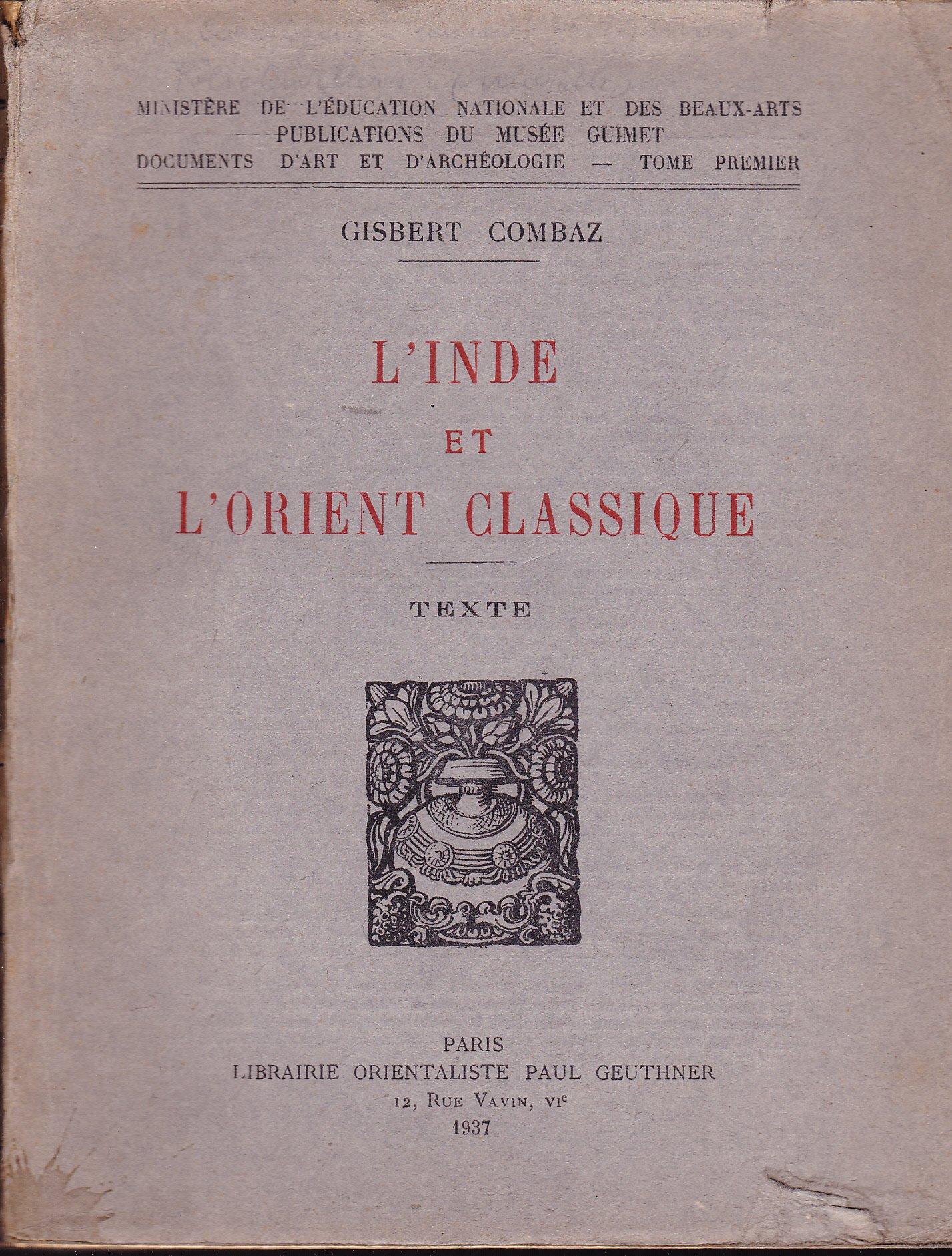 Linde et Lorient Classique: Gisbert Combaz: Amazon.com: Books