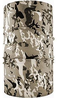 HeadLOOP Multifunktionstuch bunt Blumen batik Loop Schlauchtuch Schal Halstuch Kopftuch Microfaser