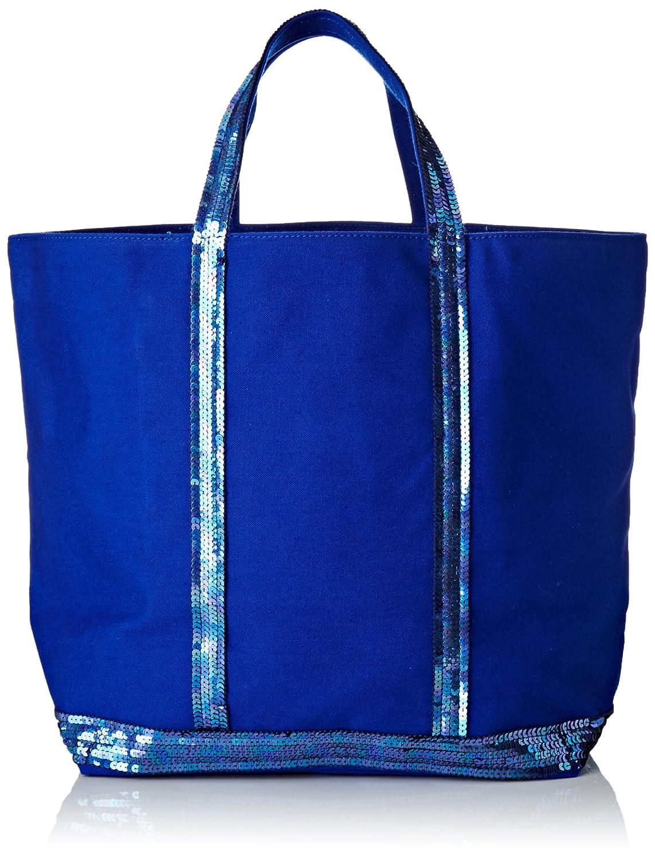 bluee (blue Electrique) VANESSA BRUNO Women's Cabas Moyen+ Tote