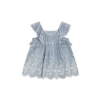 next Robe Ornée À Rayures (0 À 2Ans) Bébé Fille