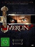DVD * Merlin - Die komplette Serie (4 DVDs) [Import anglais]