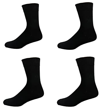 30 Paar Herren Socken Business schwarz 100/%BW Gr 43//46