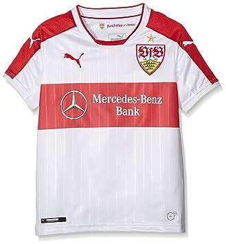 023592d5ab Puma - Camiseta réplica para niños del Equipo VfB Stuttgart