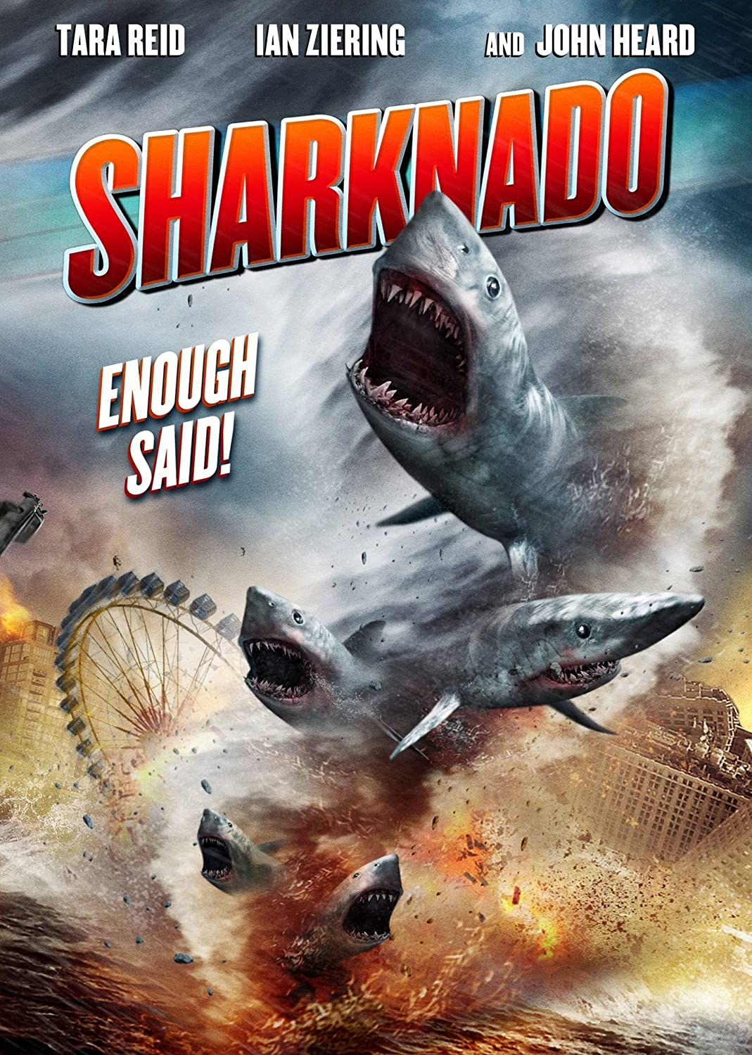 36th Picks Peeks Of 2013 With Sharknado Van Damme In A Hockey Possessedhand Will Move Your Hand For You But Make No Mistake About It This Is Goodfellas Imagining Story And Cast Scorseses Hands Youre Talking Classic