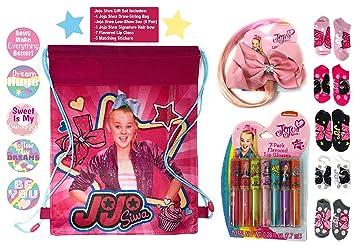 Christmas Gift Ideas For Girls.Jojo Siwa Stocking Stuffers For Girls Birthday Gift Sets For Girls Christmas Gift Ideas For Little Girls Jojo