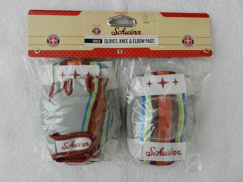 Knee and Elbow Pads Schwinn Child Gloves
