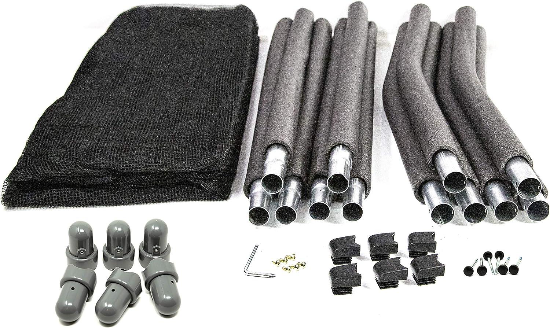 Set of 1 4201; 4202; 5075 Skywalker Trampolines Complete Enclosure Pole Kit